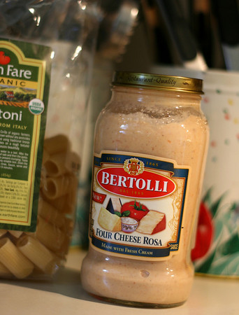Bertolli Four Cheese Rosa