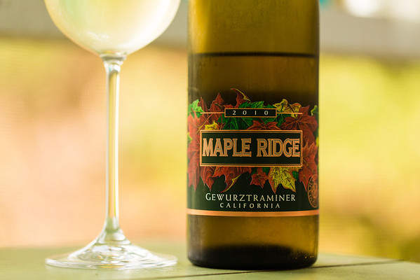 Maple Ridge Gewurztraminer