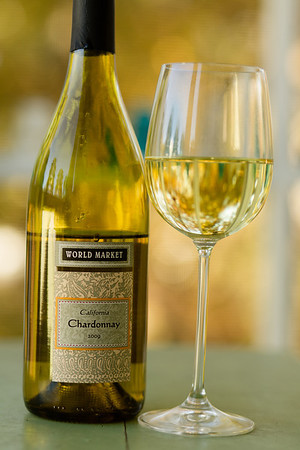 World Market Chardonnay