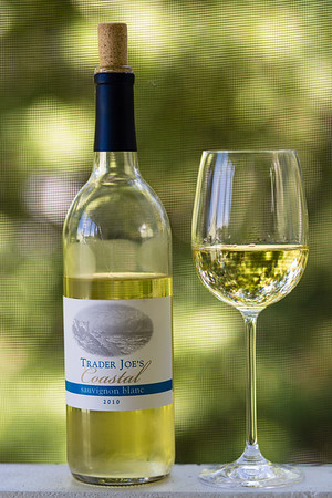Trader Joes Coastal Sauvignon Blanc