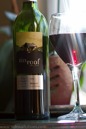 Tin Roof Merlot
