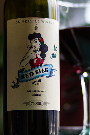 Red Silk McLaren Vale Shiraz