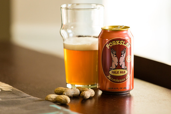 Pork Slap Pale Ale Farmhouse Ale