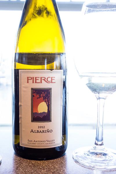 Pierce Ranch Albarino
