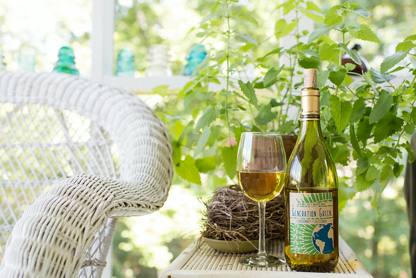Generation Green Chardonnay | Sidewalk Shoes