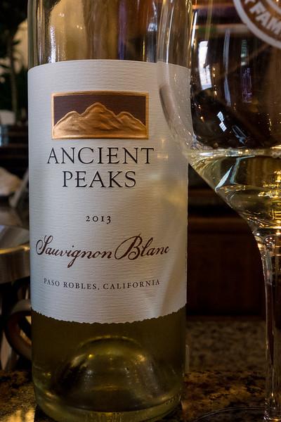 Ancient Peaks Sauvignon Blanc