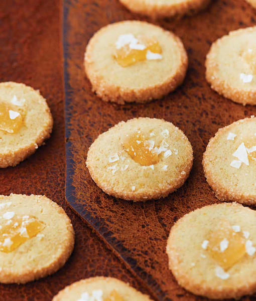 Ginger-Curry Sugar Cookies from Sugar Rush | Sidewalk Shoes