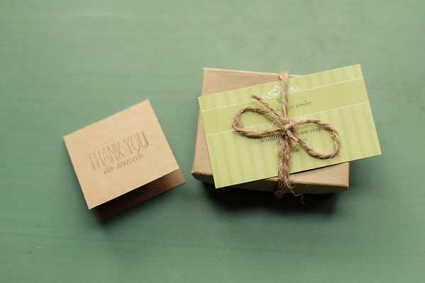 Word Baubles packaging