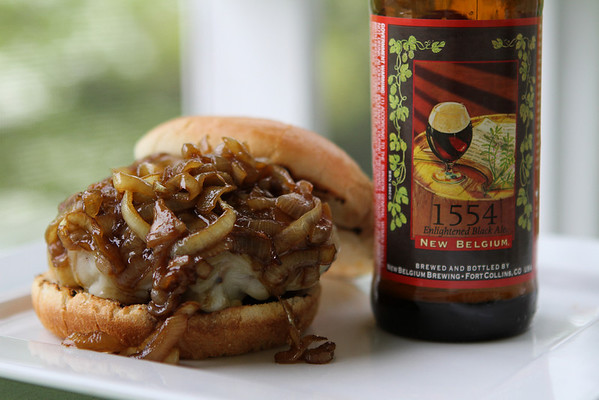 New Belgium Brewing Company 1554 Braised Onions
