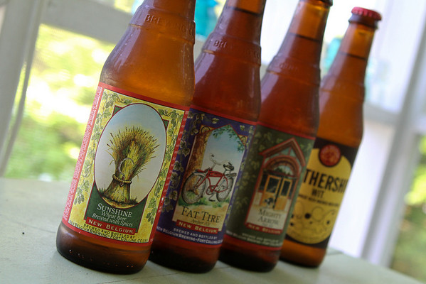 New Belgium Brewing Company Beers