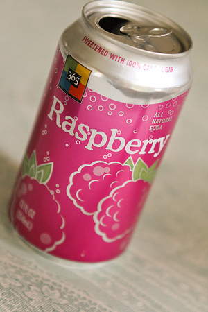 Raspberry Soda