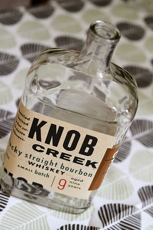 Knob Creek Whiskey