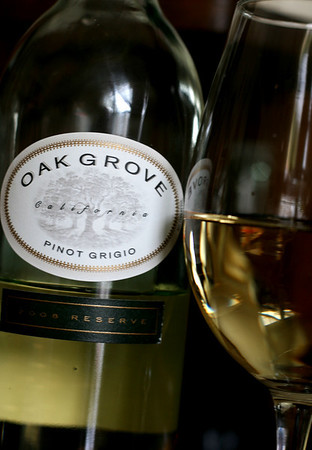 Oak Grove Pinot Grigio