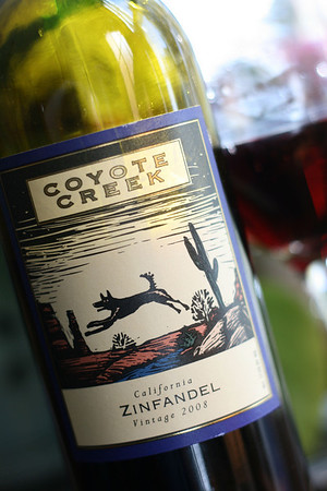 Coyote Creek Zinfandel