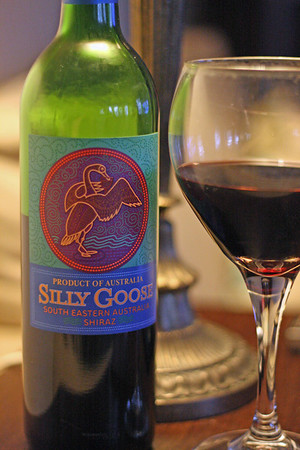 Silly Goose Shiraz