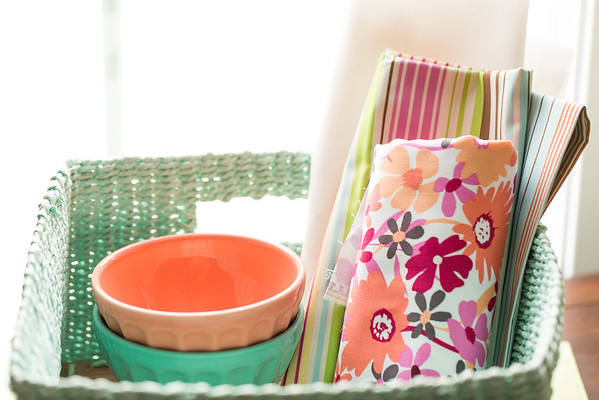 Materials needed for DIY Placemat