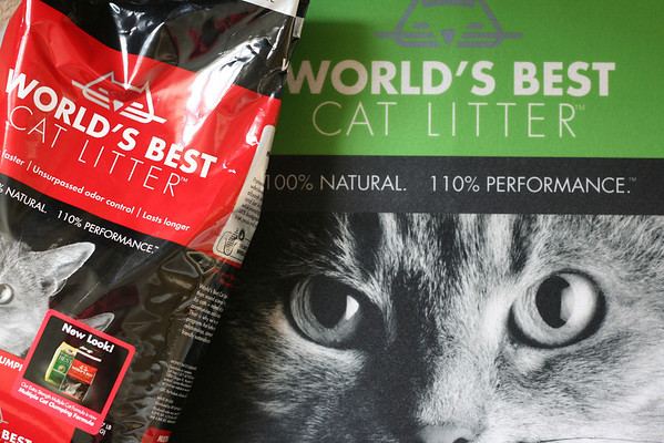World's Best Cat Litter Goodies
