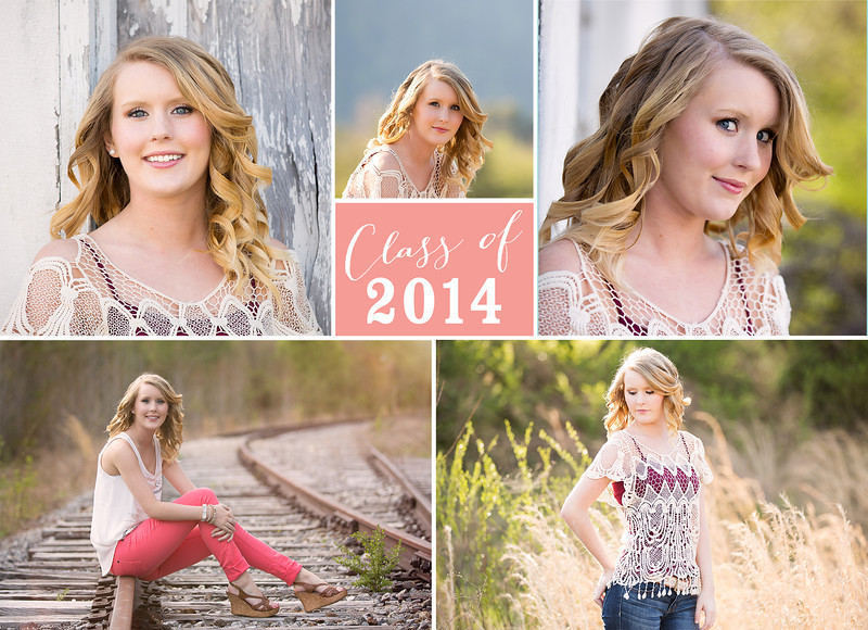 Senior announcement Chattanooga Tennessee