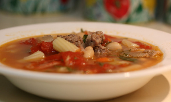Hunter's Minestrone