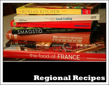 Regional Recipes