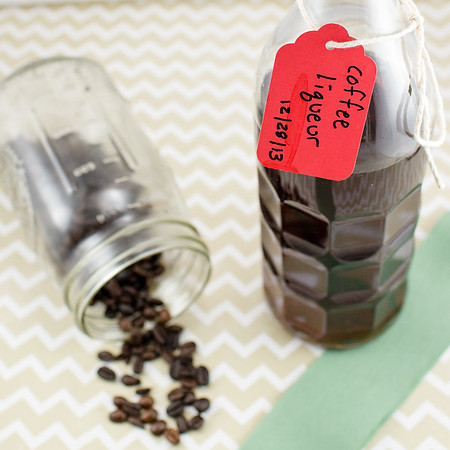 Homemade Coffee Liqueur - so easy and so good!!!