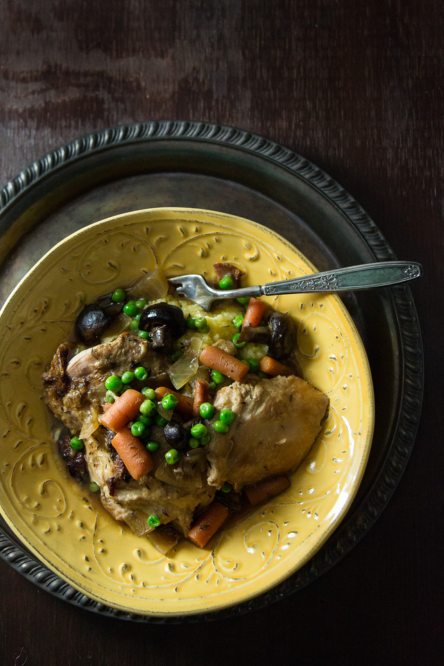 Slow Cooker Chicken and Stout Stew