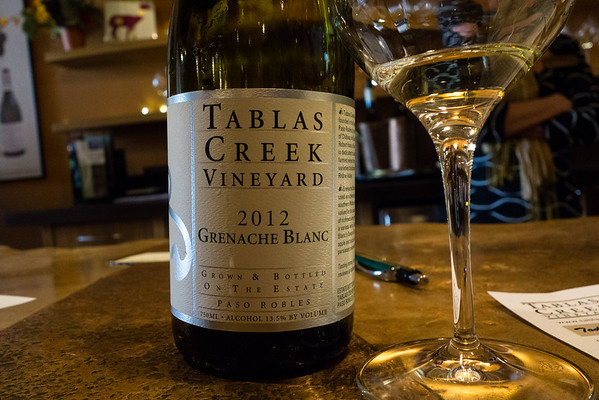 Tablas Creek Vineyard Grenache Blanc