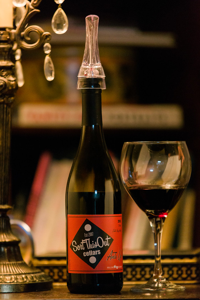 Sort This Out Cellars Ante Up Syrah 2013