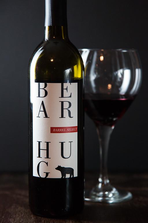 Bear Hug Cabernet Savignon