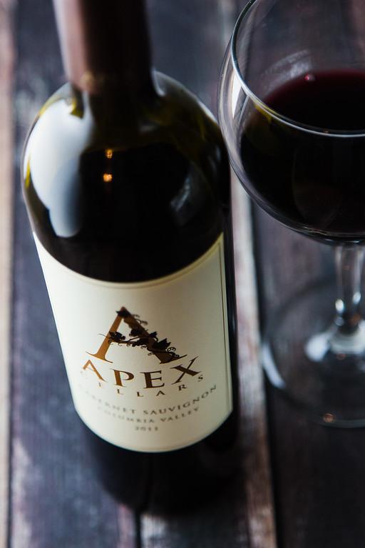 Apex Cellars Cabernet Sauvignon 2011