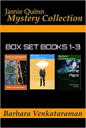 Jamie Quinn Mystery Collection Books 1-3