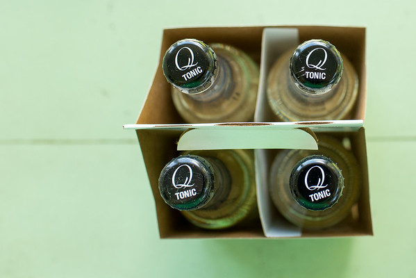 Q Tonic Water | Grey is the New Black
