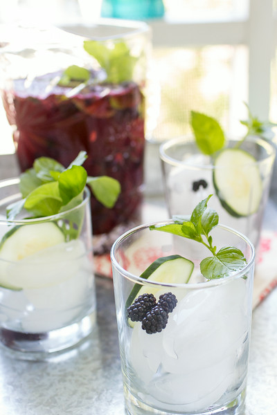 Blackberry Cocktails Cooking Light| Grey is the New Black