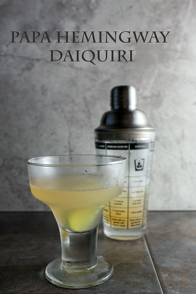 Papa Hemingway Daiquiri - sip and enjoy! | Grey is the New Black