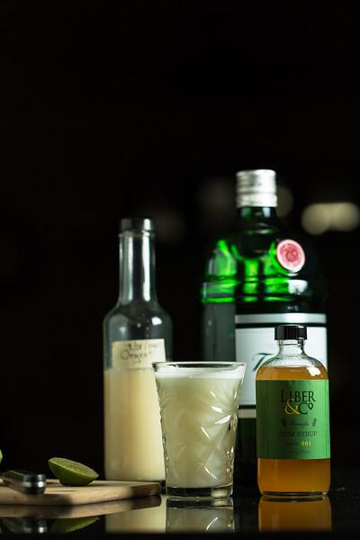 Gin Fizz Tropical