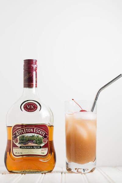 Mai Tai made with Appleton Estate Rum