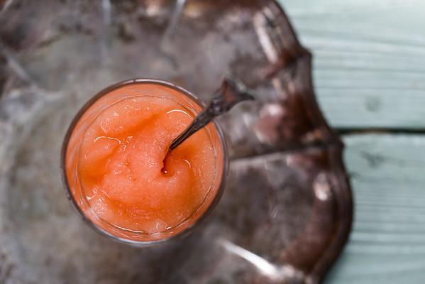Frozen Negroni for #NegroniWeek - delicious slushy for adults!