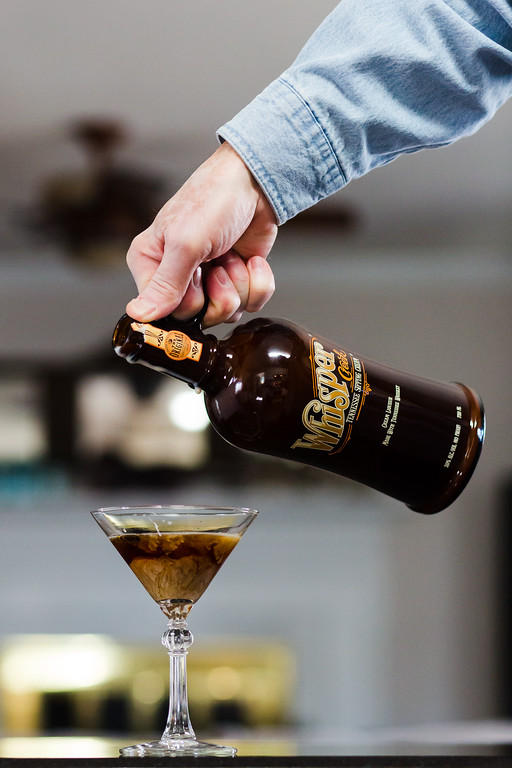 Espresso Martini with Tennessee Sipping Cream