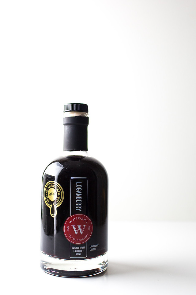 Whidbey Island Distillery - Loganberry Liqueur