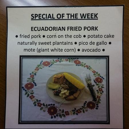 Ecuadorian Fried Pork | Grey is the New Black
