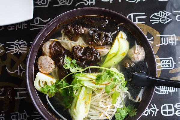 Noodle Combo - King Noodle House