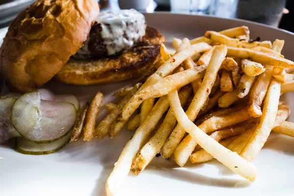 The Block Burger
