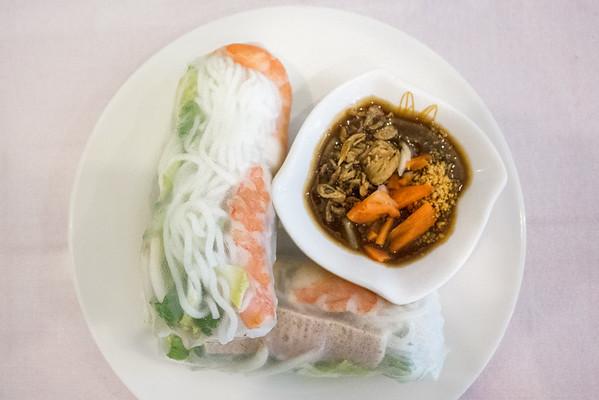 Spring Rolls from Dao Tien Bistro