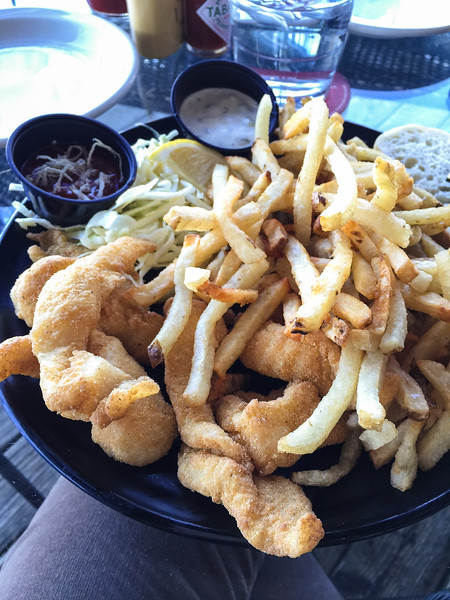 Fried Catfish | Boathouse Restaurant | Chattanooga