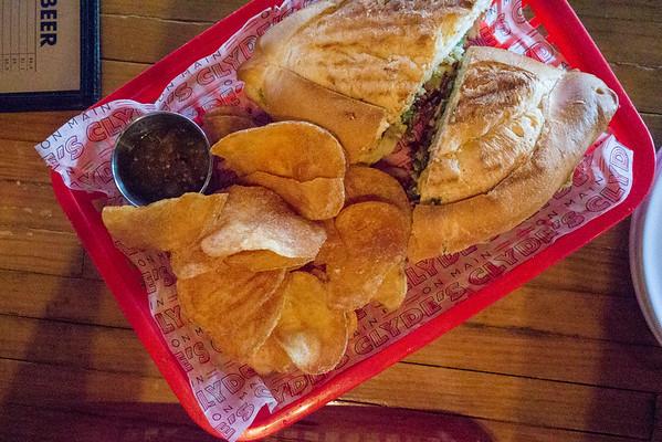 Torta Mamacita | Cyde's on Main