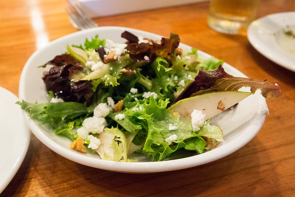 House salad Pastaria St. Louis