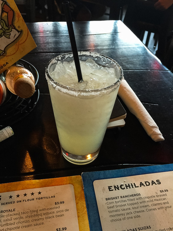 Margarita from Taco Mamacita