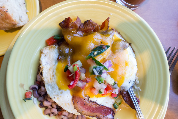 Tupelo Honey Super Southern Breakfast Bowl