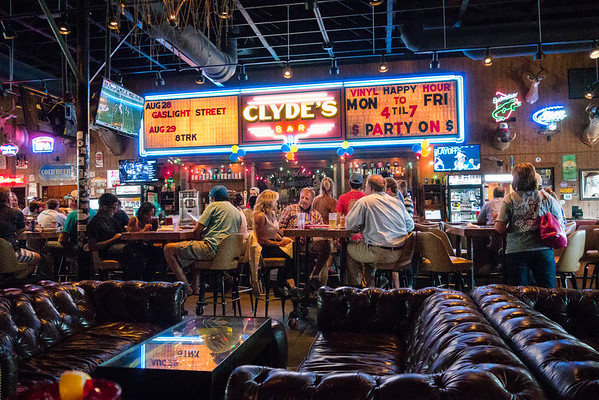 Clyde's on Main | Chattanooga TN