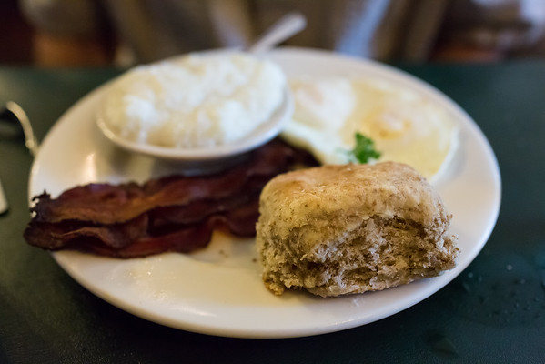 Bluegrass Grill Chattanooga TN - Biscuit